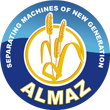 "The Private Enterprise Industrial Company ""Agrotech"" is the plant-manufacturer of the grain separator ""Almaz"""